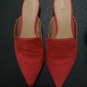 Authentic Tory Burch mule sandal